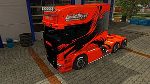 PC Long Stena Stal for Scania RJL Longline