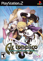 Ar Tonelico: Melody of Elemia (PS2)