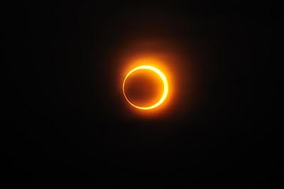 Gerhana Matahari Cincin 1 September 2016 Lewati 124 Kota Di Indonesia