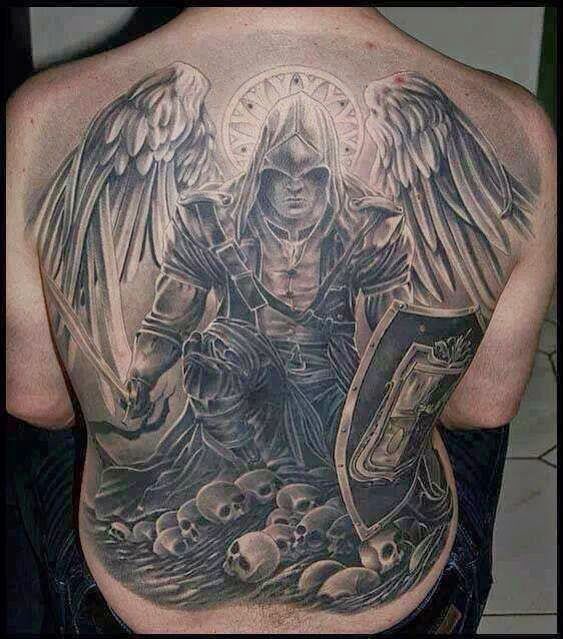 Tatuaje de Assassin's Creed