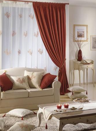 Design interior - case - vile cu perdele stil clasic - Constanta