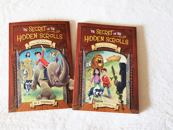 The Secret of the Hidden Scrolls | Review