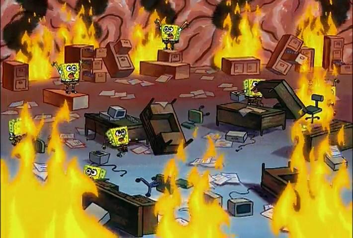 SpongeBob Season 3 Episode 8B - Squilliam Returns SD 480p Dub Indo