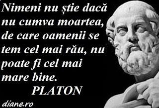 Platon în citate, aforisme, maxime
