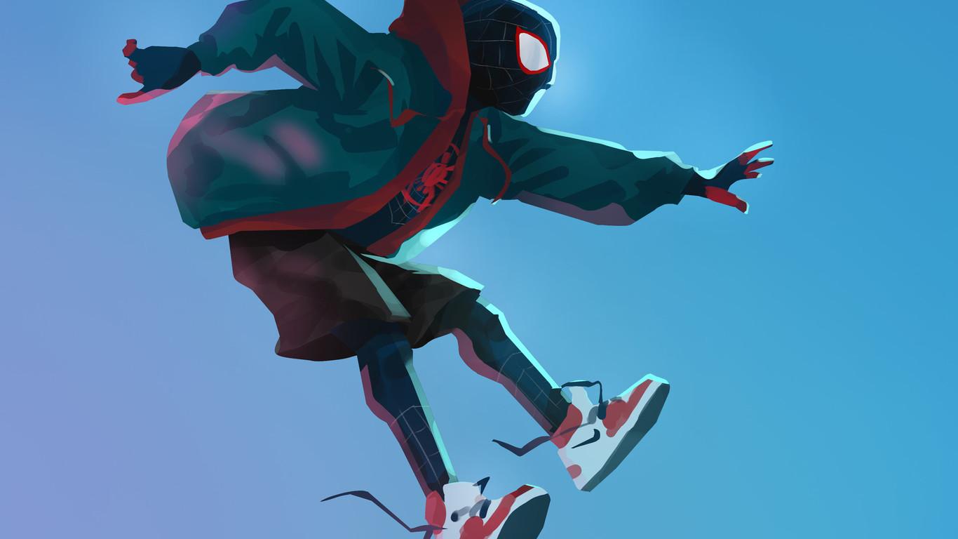 41 Spiderman Into The Spider Verse Wallpaper | MagOne 2016