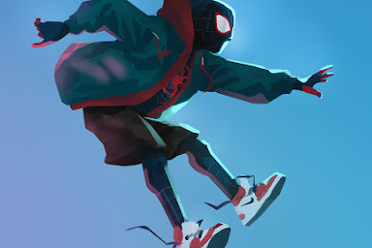 All Posts About Spider Man Into The Spider Verse Wallpaper 4k Iphone