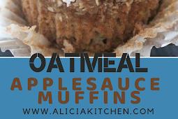 Oatmeal Aррlеѕаuсе Muffins
