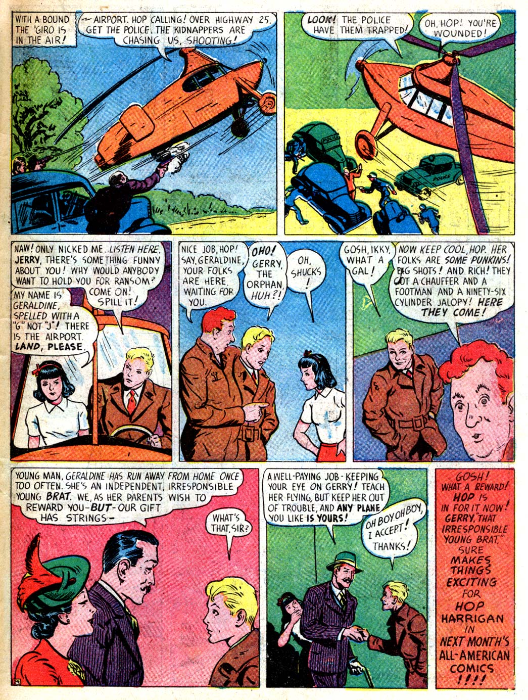 Read online All-American Comics (1939) comic -  Issue #6 - 41