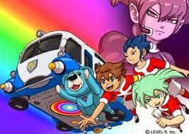 Inazuma Eleven Go Chrono Stone - VietSub (2008)