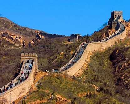 Great Wall of China can be seen from space? Just another historical misconception.