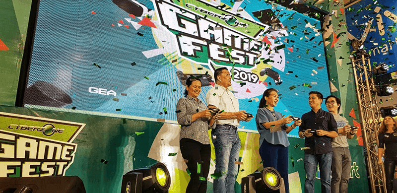 PLDT and Smart supports SM Cyberzone Fest 2019