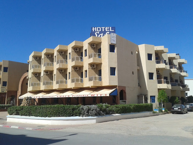 Hôtel Safa à Sidi Ifni