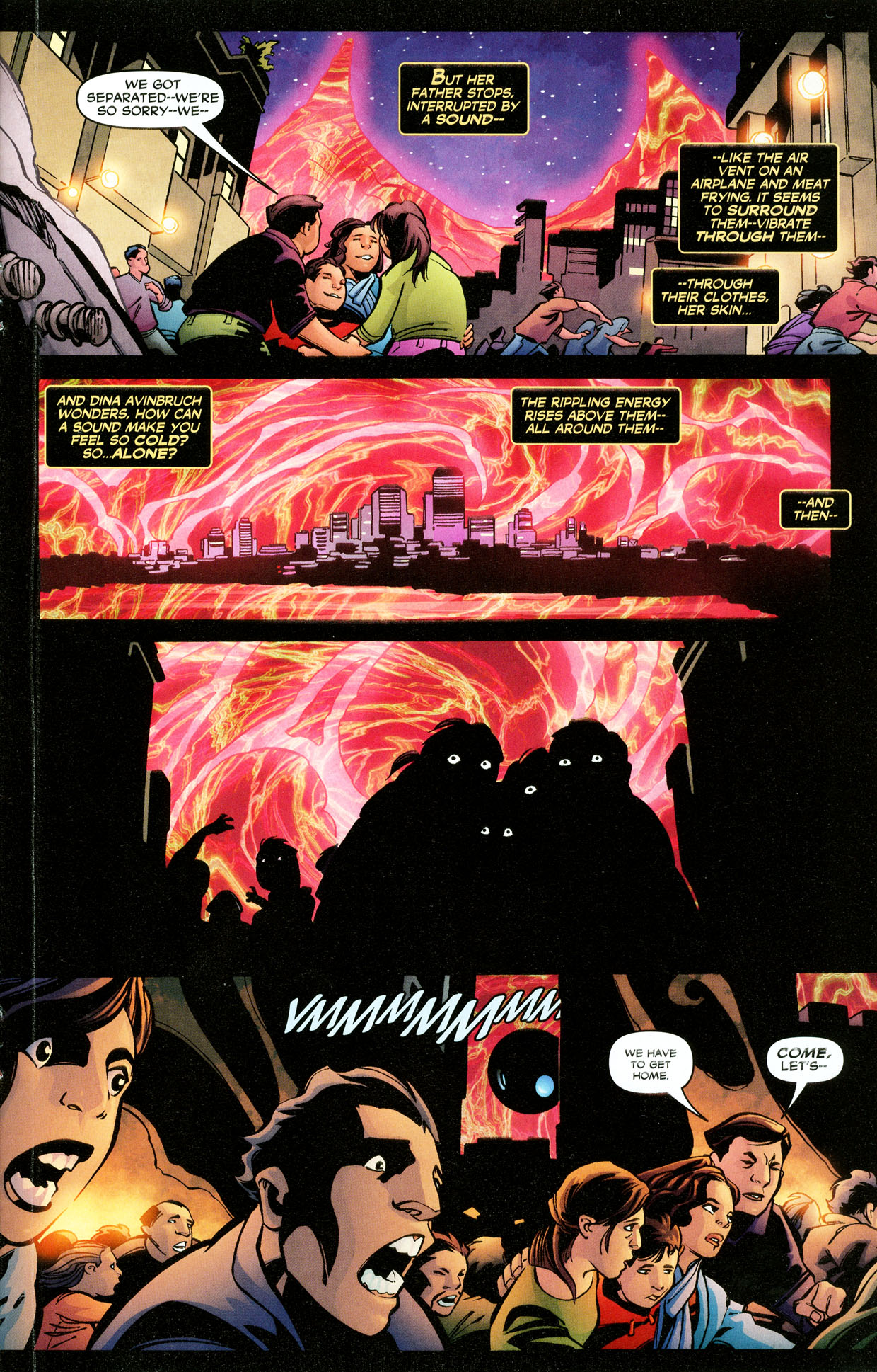 Read online Trinity (2008) comic -  Issue #33 - 22