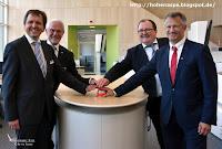 Startschuss für neue Leitstelle Pinneberg, Steinburg und  Dithmarschen
