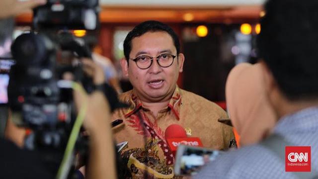 Fadli Zon: Anies Sudah Izin ke Prabowo untuk Tetap di Jakarta