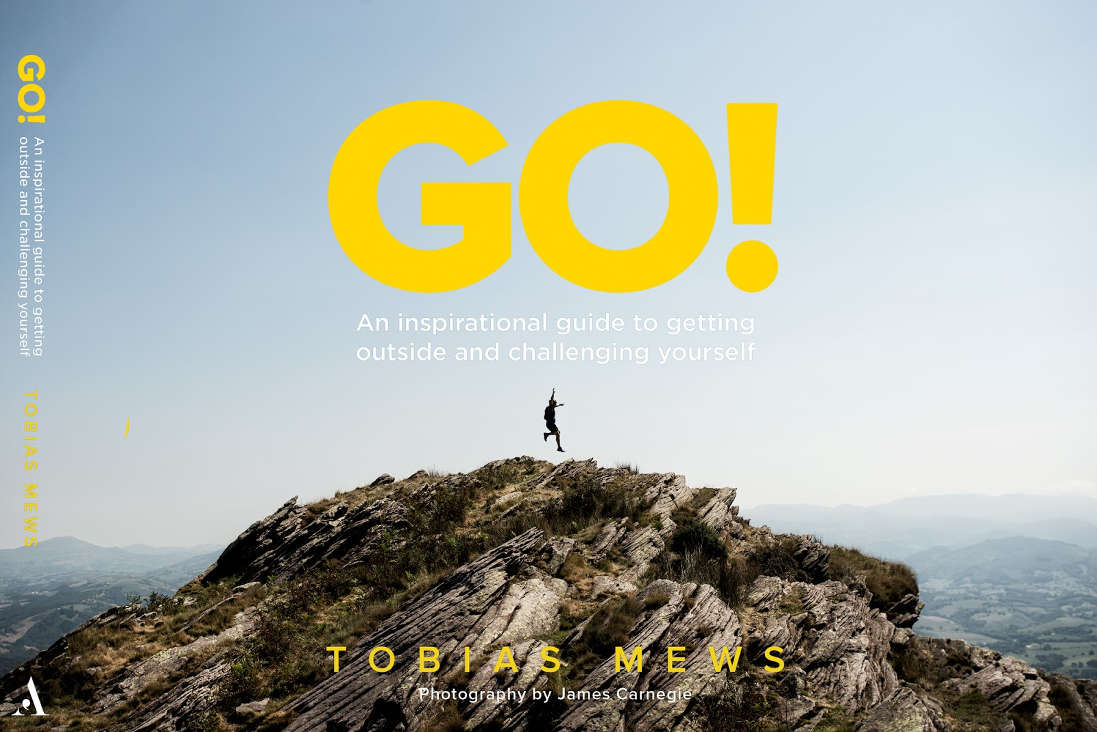Go book launch james carnegie photography blog described as a blueprint for adventure and a guide to making your own challenges for running cycling and swimming tobias and i spent a week hurtling up malvernweather Image collections