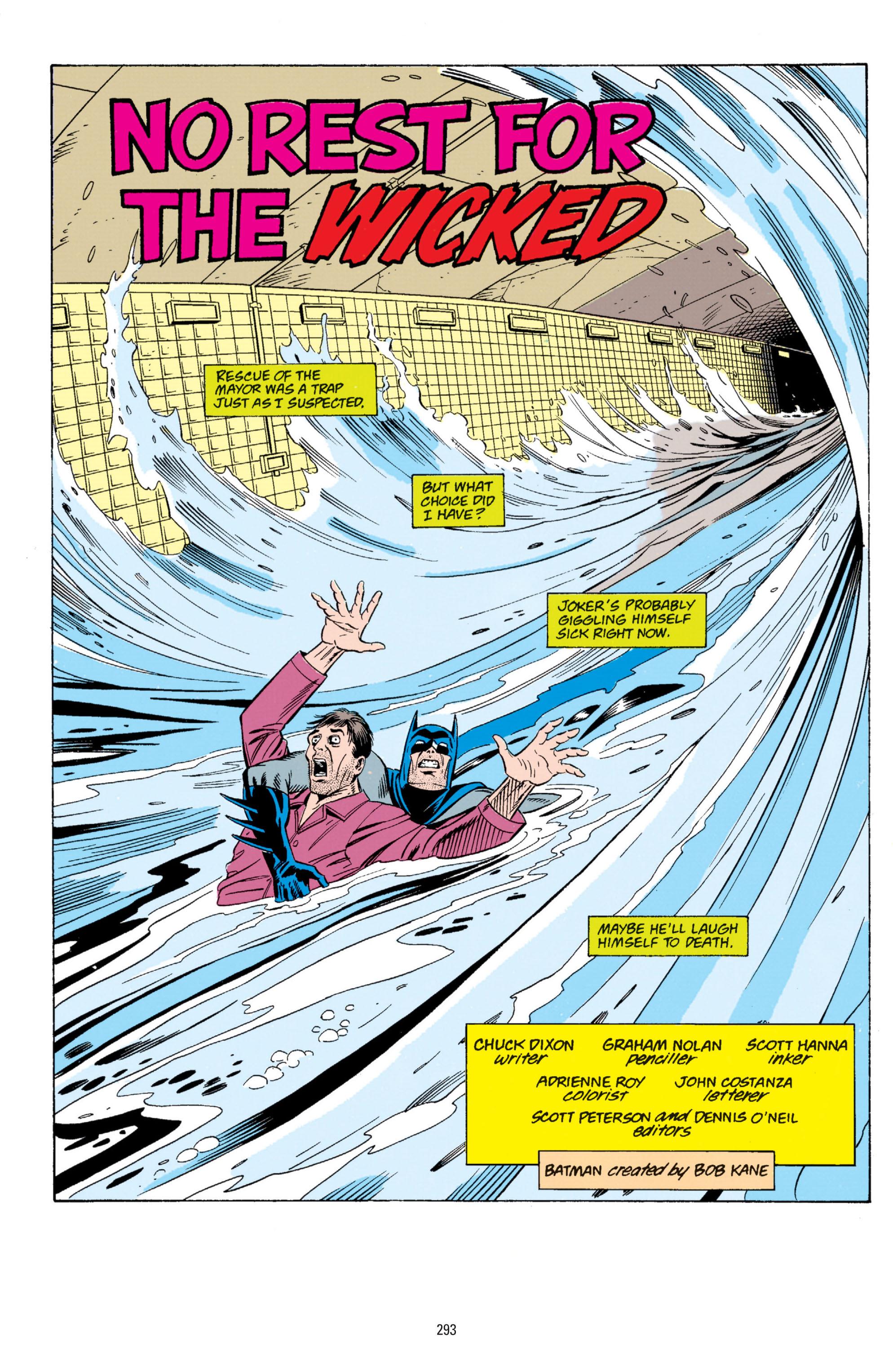 Detective Comics (1937) 663 Page 2