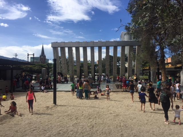 Parque Pies Descalzos