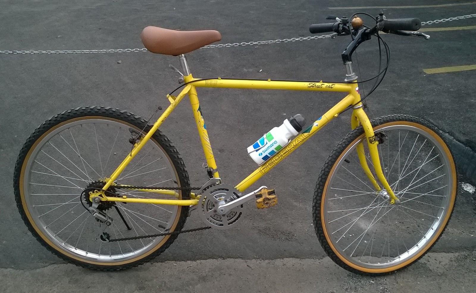 Terbaru 32 Warna Cat Sepeda Federal