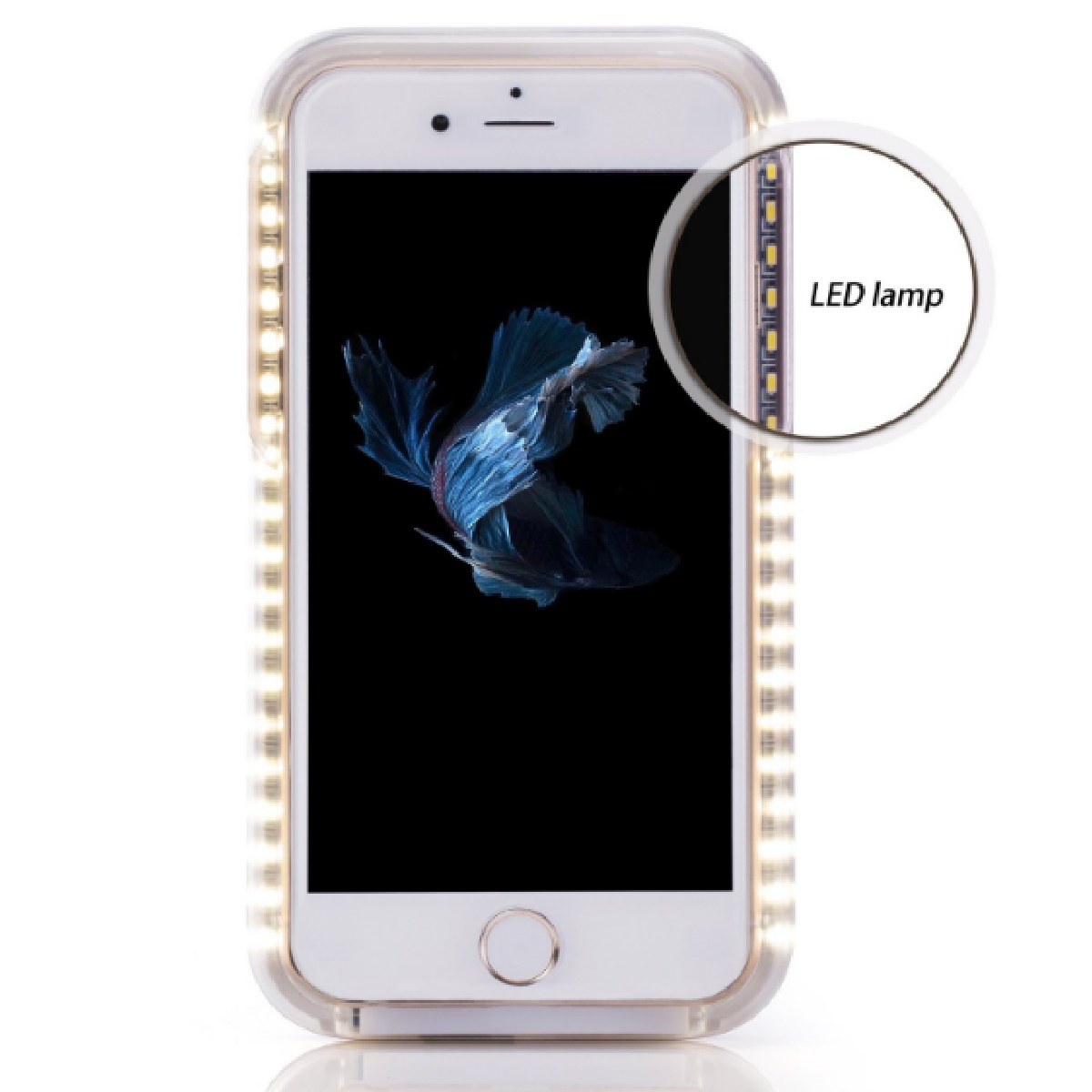 coque iphone 6 lumiere