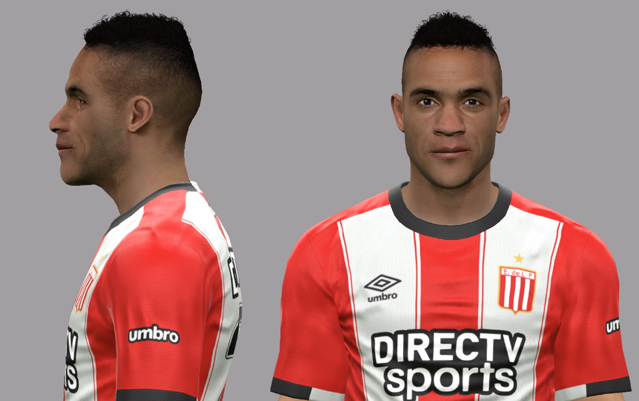 PES 2017 Anderson Plata Face by LF Facemaker