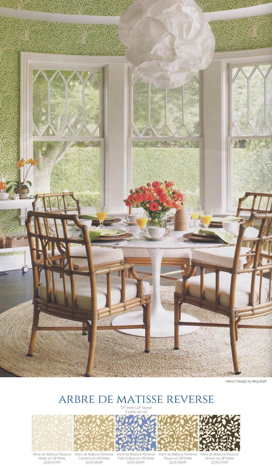 Dean Farris Style Quadrille Veranda # Muebles Bizkaia Guenes