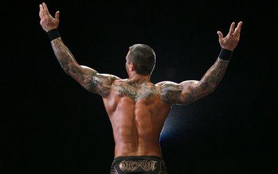 wwe 2012 | over the limit | wwe 13: Randy Orton Body Art