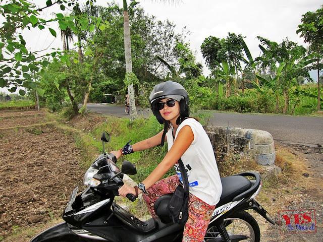 Yogyakarta Motorcycle Tour