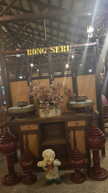 food, food a la thai, restaurants, Restoran Rong Seri Bangi, tom yam bangi, tom yam malaysia,