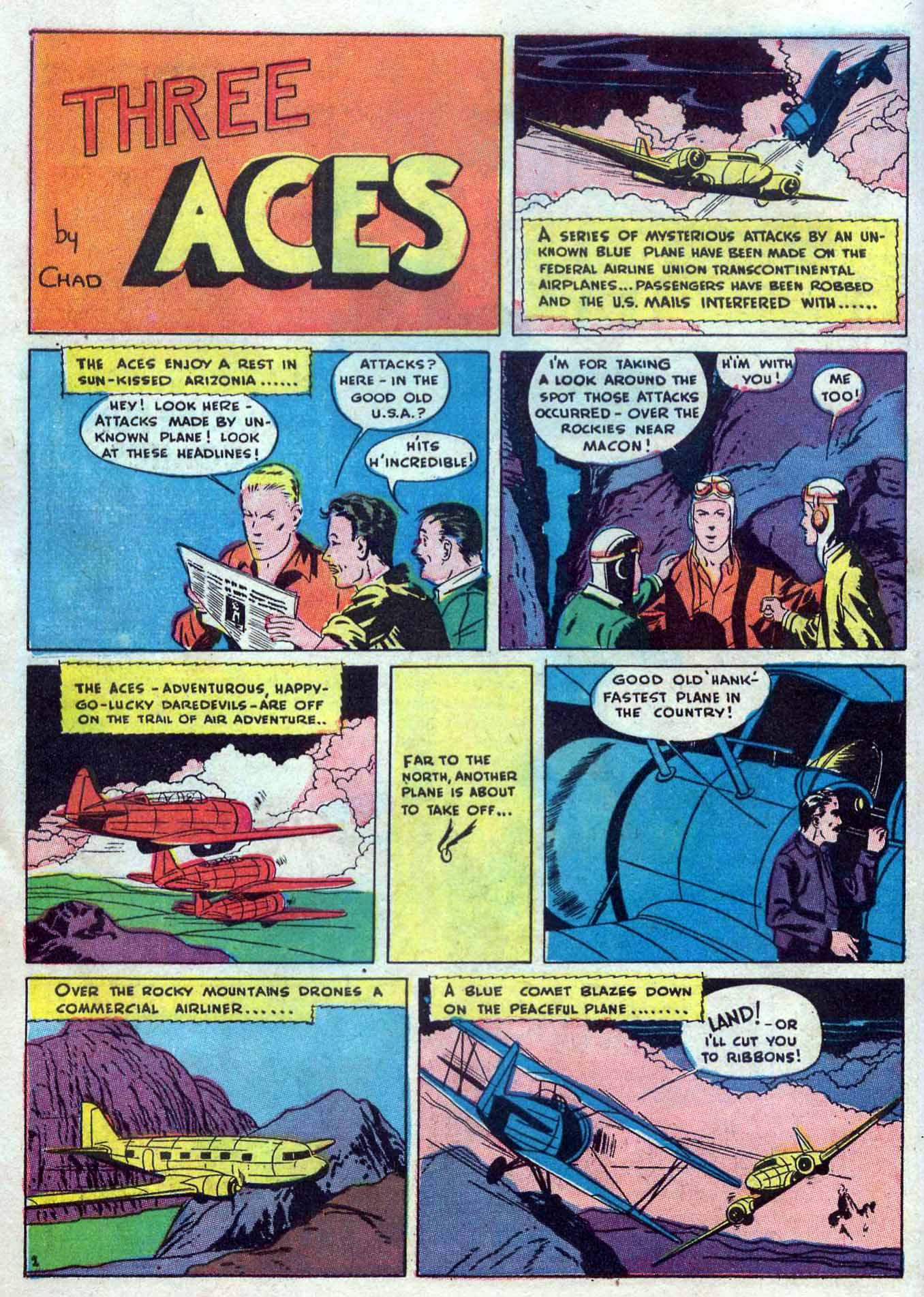 Read online Action Comics (1938) comic -  Issue #27 - 34
