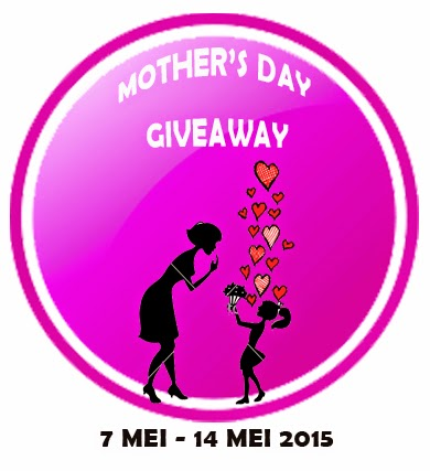 Pemenang Segmen Mother's Day Giveaway by Anil Wanina
