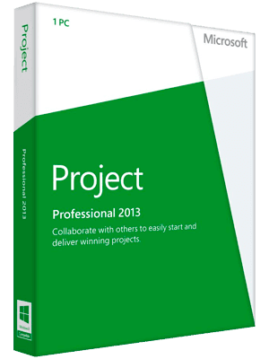 Microsoft Project Professional 2013 SP1