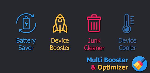 برنامج Multi Booster & Optimizer للأندرويد