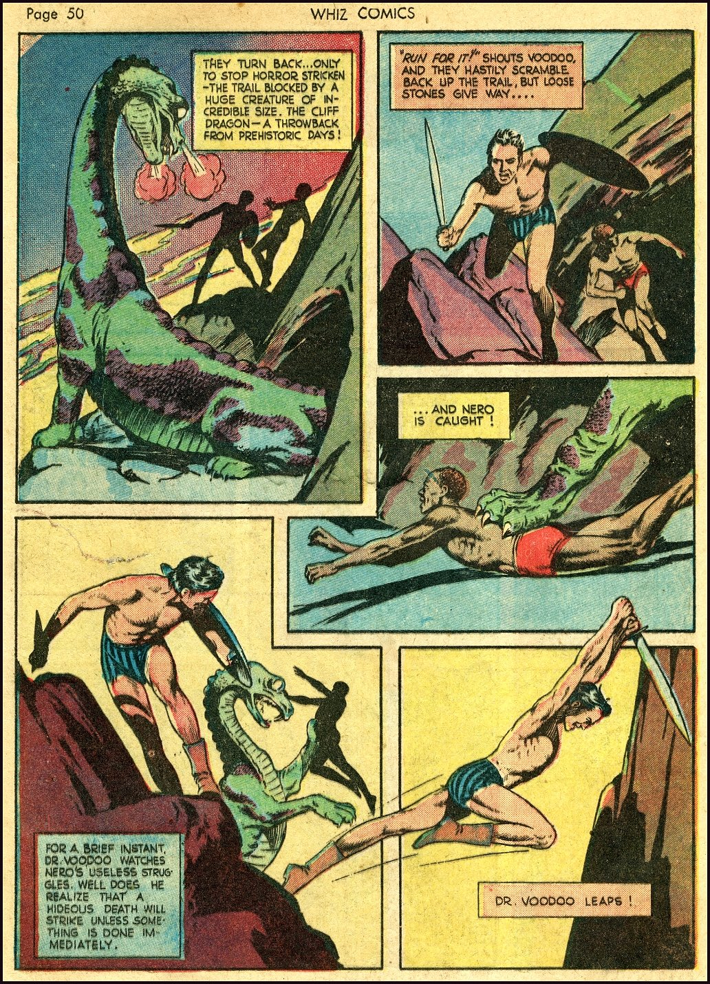 WHIZ Comics issue 22 - Page 52