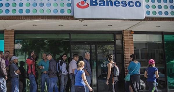 Régimen prepara todo para expropiar y dañar a BANESCO