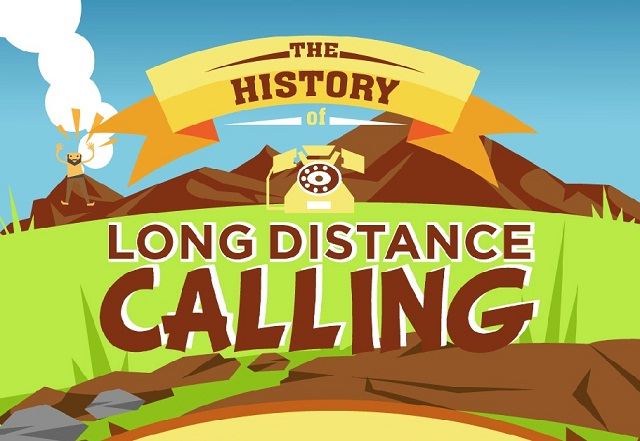 Image: The History of Long Distance Calling