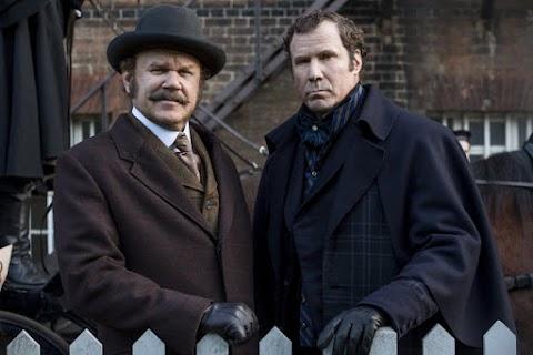 Holmes és Watson (2018) - teljes film