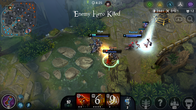 Games of Vainglory