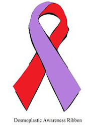 DSRCT Awareness Ribbon