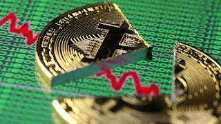 This is fear and greed - bitcoin bull on price rout
