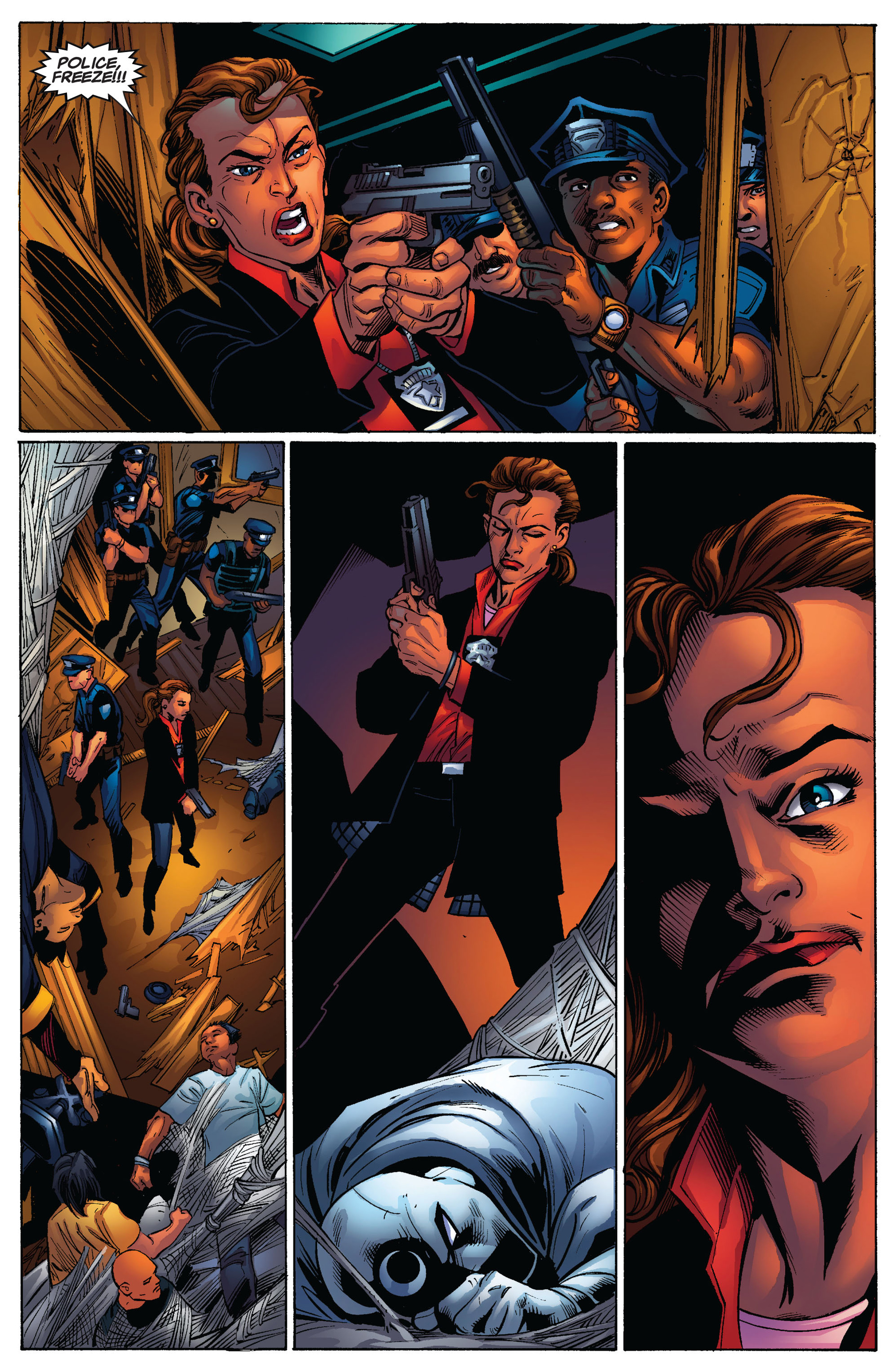 Read online Ultimate Spider-Man (2000) comic -  Issue #85 - 14