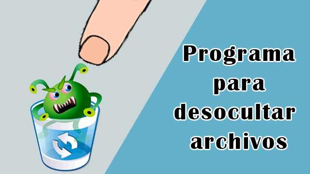 descargar repara ficheros