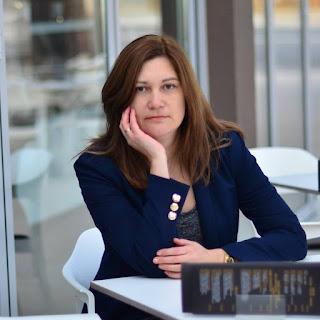 Психолог Алена Аксенова