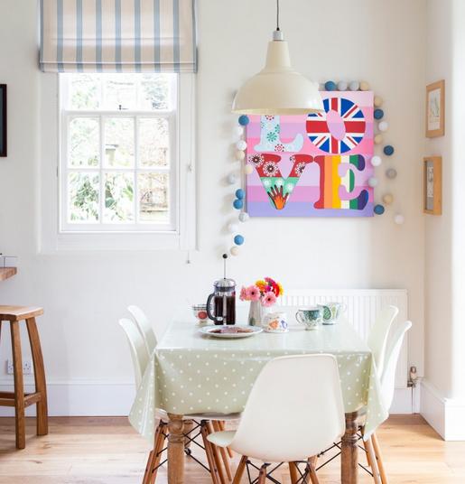 Οικονομικές ιδέες διακόσμησης για το σπίτι