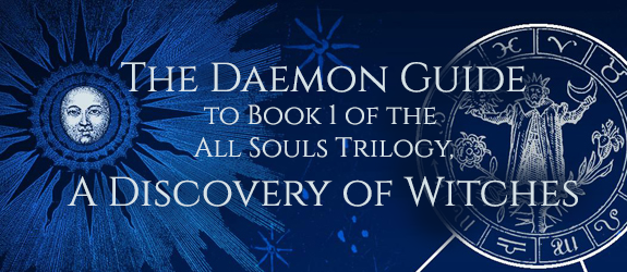 Daemons Domain - All Souls Trilogy & Universe Fan Site + Podcast