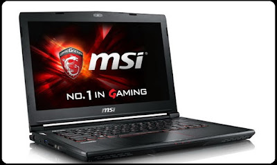 Laptop Gaming MSI GS40 6QE Phantom