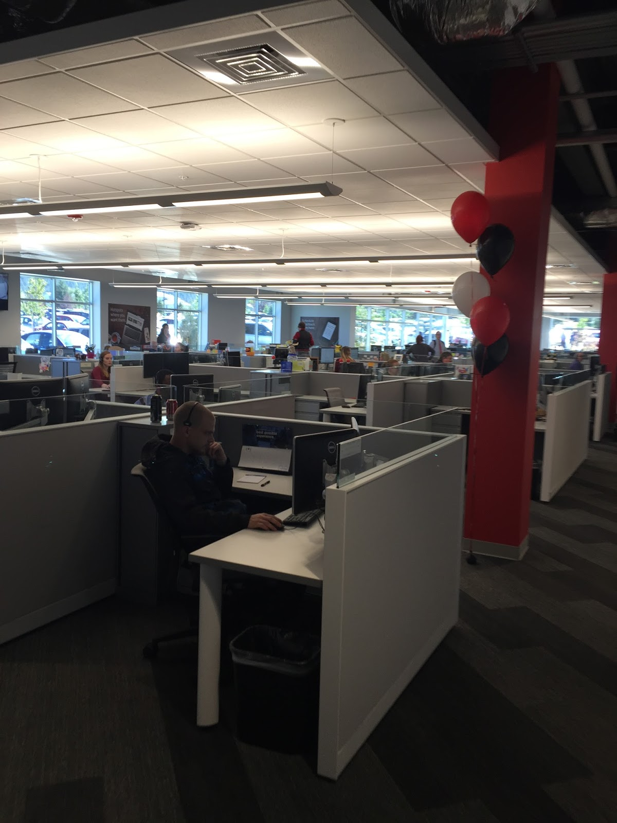 inland northwest business watch  comcast launches new liberty lake call center with celebration