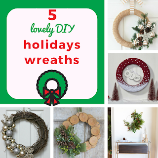 http://keepingitrreal.blogspot.com.es/2016/12/5-lovely-diy-holidays-wreaths.html