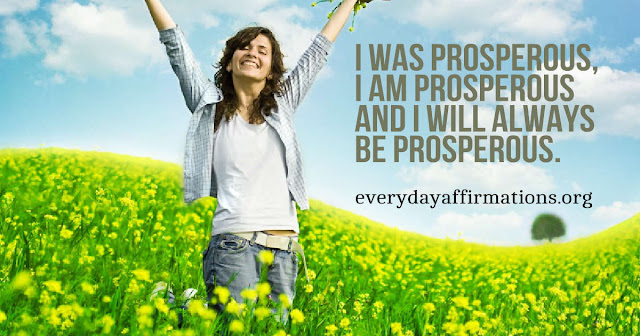 Daily Affirmations, Affirmations for Women, Affirmations for Wealth, Affirmations for Prosperity