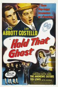 Watch Hold That Ghost Online Free in HD